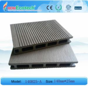 WPC Deck Flooring (145H21-A) pictures & photos