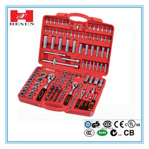 2016 New Arrival 94 Pieces Professional Small Impact Socket Set Box