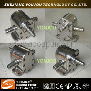 2cy Oil Lubrication Pump pictures & photos