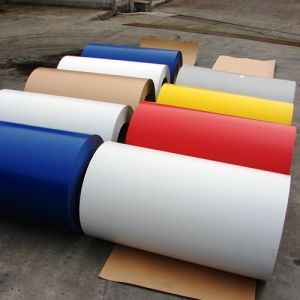 PVDF Silver Coated Aluminum Coil pictures & photos