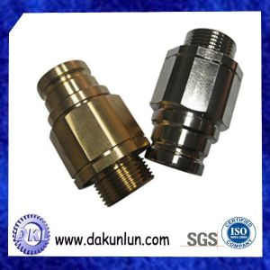 Customized CNC Machining Service, Stainless Steel/ Aluminum/Brass Parts pictures & photos
