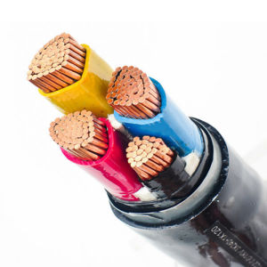 0.6/1kv Type Mv PVC/Swa/PVC 35mm 4 Core Copper Cable with Armored pictures & photos