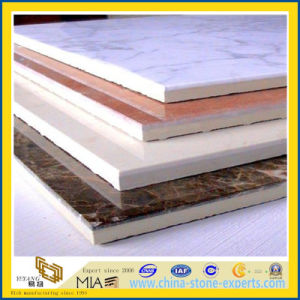 Composite Marble&Ceramic Tile for Wall and Floor pictures & photos