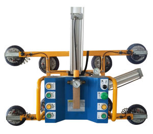 Large Glass Vacuum Lifter with Tilting and Rotating pictures & photos