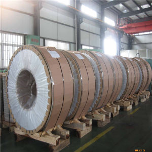 AISI201/304/316/316L/410/430 Hot Rolled Stainless Steel Coil pictures & photos