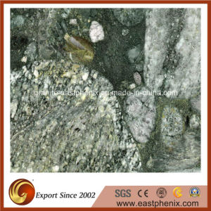 Imported Green Marinac Granite Stone Tile pictures & photos
