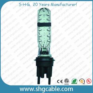 96 Splices Heat Shrink Fiber Optic Splice Closure (FOSC-D10) pictures & photos