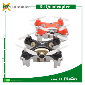 Wholesale Hot 4CH 6-Axis Mini RC Quadcopter with Camera pictures & photos