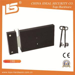 Security High Quality Door Rim Lock (180) pictures & photos