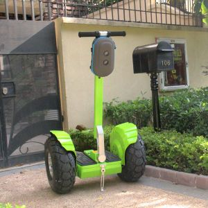 2 Wheel Standing up Electric 100cc Motorcycle Sport Scooter pictures & photos