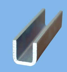 U Type Cold-Formed High Quality Steel pictures & photos