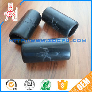 Strong and Rough Black Plastic POM Bar Rod pictures & photos