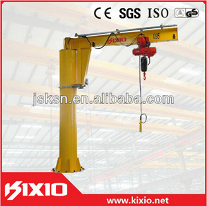Customize 0.5~10 Ton 3~10m Span Monorail Chain Hoist Jib Crane pictures & photos