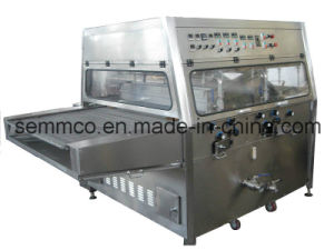 Tyj Series Stainless Steel Stable Chocolate Enrobing Machine