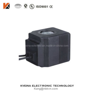 Low Price IP65 DC24V 20W Car Solenoid Valve Coil with Flying Leads pictures & photos