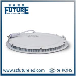 Future Die-Casting Round LED Panel Lighting From 3W to 24W pictures & photos