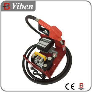 AC Electric Self-Priming Diesel Transfer Pump Kit with CE Approval (ZYB60-11A) pictures & photos