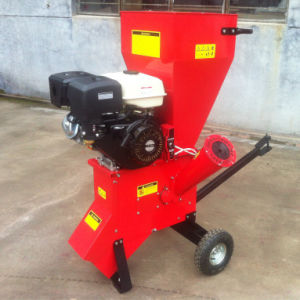 6.0 HP Gasoline Engine Wood Chipper pictures & photos