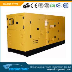 100kw to 500kw Silent Volvo Diesel Generator