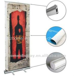 aluminum silver indoor standard roll screen