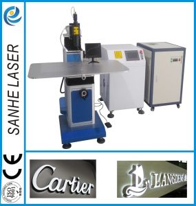 Stainless Steel Laser Welding Advertising Machine for Signage, Logo Identity pictures & photos