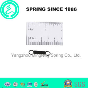 Small High Precision Extension Spring for Industrial Usage pictures & photos