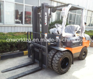 Pallet Truck, Forklift 3ton to 5ton pictures & photos