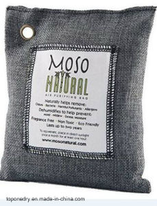 Charcoal Bamboo Bag Free Sample for Household pictures & photos
