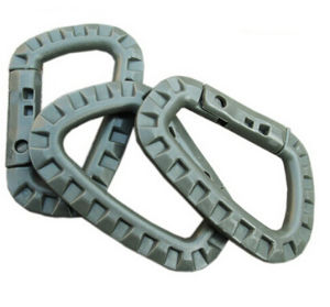 True Adventure Tc-H003 Strong D Shape Mountain Rock Climbing Carabiners pictures & photos