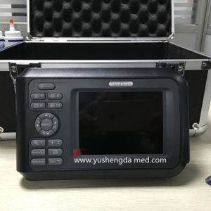 Multi-Parameter Palmtop Full Digital Hospital Equipment Veterinary Ultrasound Scanner pictures & photos
