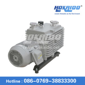 New Refrigerant Double Stage Vacuum Oil Pump (2RH065) pictures & photos
