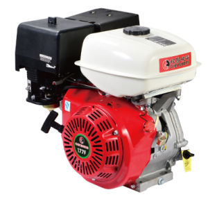 1-Cylinder 4-Stroke Aircool Gasoline Engine (177F) pictures & photos