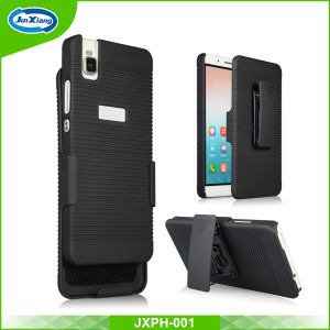 New Product Swivel Holster Combo Case with Kickstand for Huawei Shot X pictures & photos