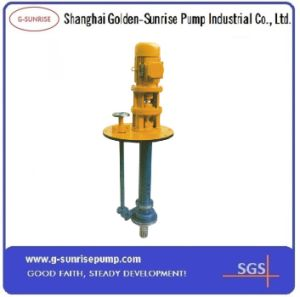 Fy (B) Series Semi-Immersion Vertical Chemical Centrifugal Pump