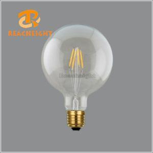 LED G125X4t Vintage LED Filament Light Bulb pictures & photos