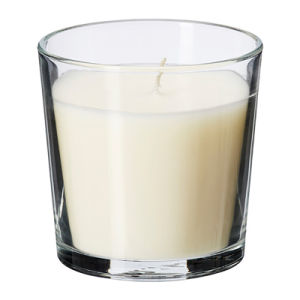 100% Natural Soy Scented Candle in Ceramic Jar Candle
