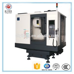 4-Axis Vmc850 CNC Lathe Machining Center Vertical CNC Machine Center for Complicated Parts pictures & photos