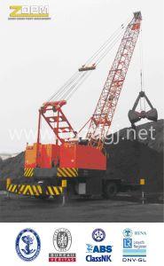 """Dual-Power"" Hydraulic Wheeled Telescopic Boom Grabbing Crane pictures & photos"