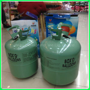Balloon Helium Cylinder for Balloons with Ribbon pictures & photos
