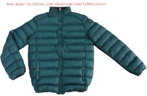 Men′s Winter Medium Padded Jacket (G001) pictures & photos