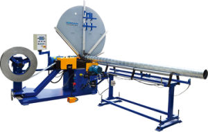 Spiral Tube Forming Machine with Fixed Mold pictures & photos