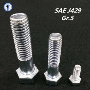 Hex Cap Screw SAE J429 Gr. 5 pictures & photos