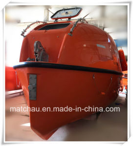 CCS Ec Approved Life Boat Partially Enclosed Life Boat pictures & photos