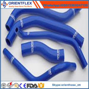 Top Quality Straight Vacuum Silicone Tube pictures & photos
