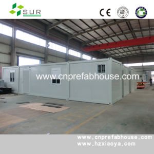 CE Certification 40ft Container House pictures & photos