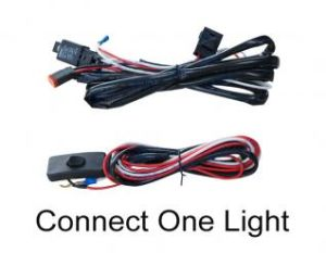 Single Wire Harness for Auto Electronic Accessories