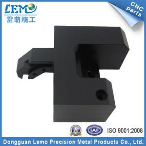 Precision OEM Aluminum CNC Machinig Parts with Black Anodized (LM-1163A) pictures & photos