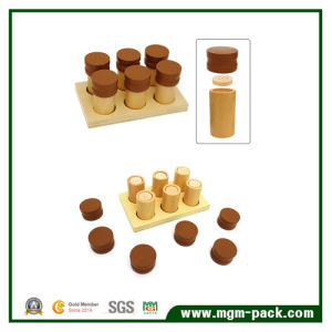 Good Selling Educational Wooden Toy for Training Taste pictures & photos