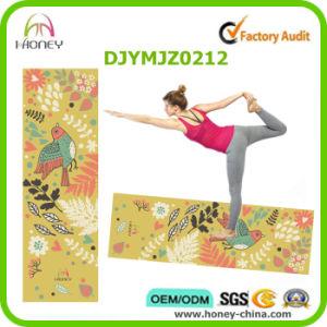 Unique Graphic Printed Yoga Mat pictures & photos