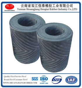 Rubber V Belt with Cut Edge pictures & photos